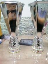 O europa liga troféu copa super copa do bertoni futebol agradável presente para lembranças de futebol ornamentos prêmio