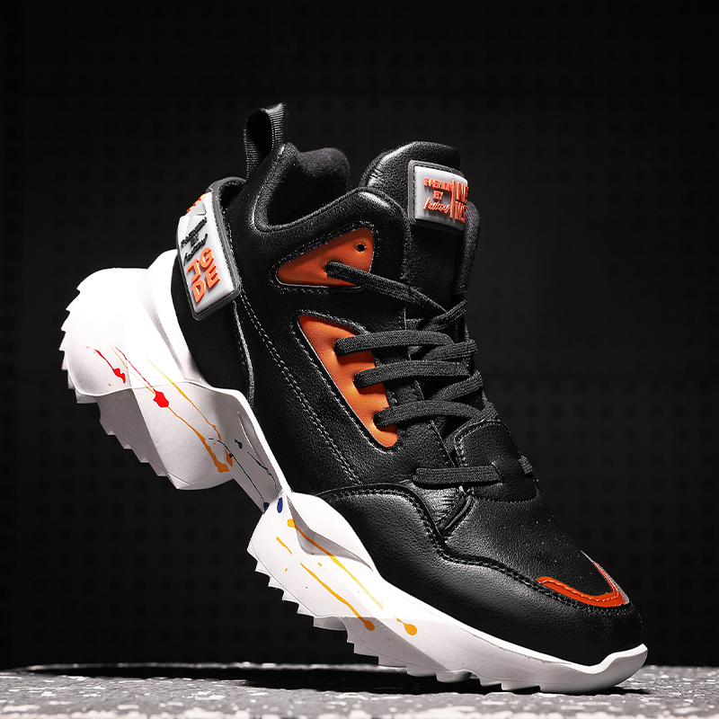 Fashion Sneakers Designer Runing Shoes Men Chunky Dad Shoes High Quality Breathable Sports Walking Jogging Shoes Zapatillas