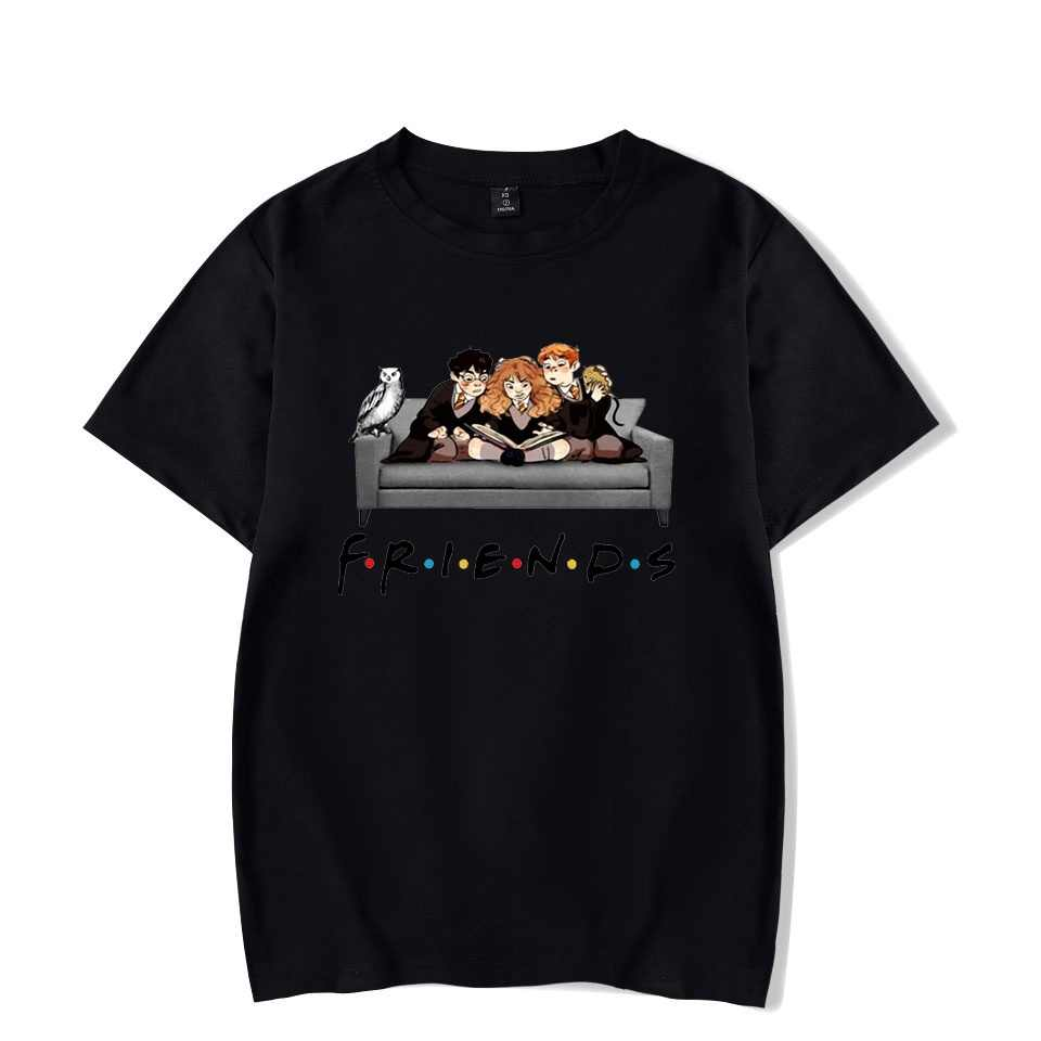 Amigos Tv Show Femme Camisas Gráfico 90s Tshirt Streetwear Mulheres Camiseta Harajuku Verão Das Mulheres Cobre T T-shirt de Manga Curta