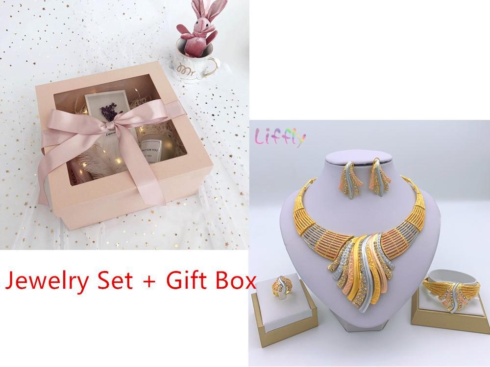Multicolor and box