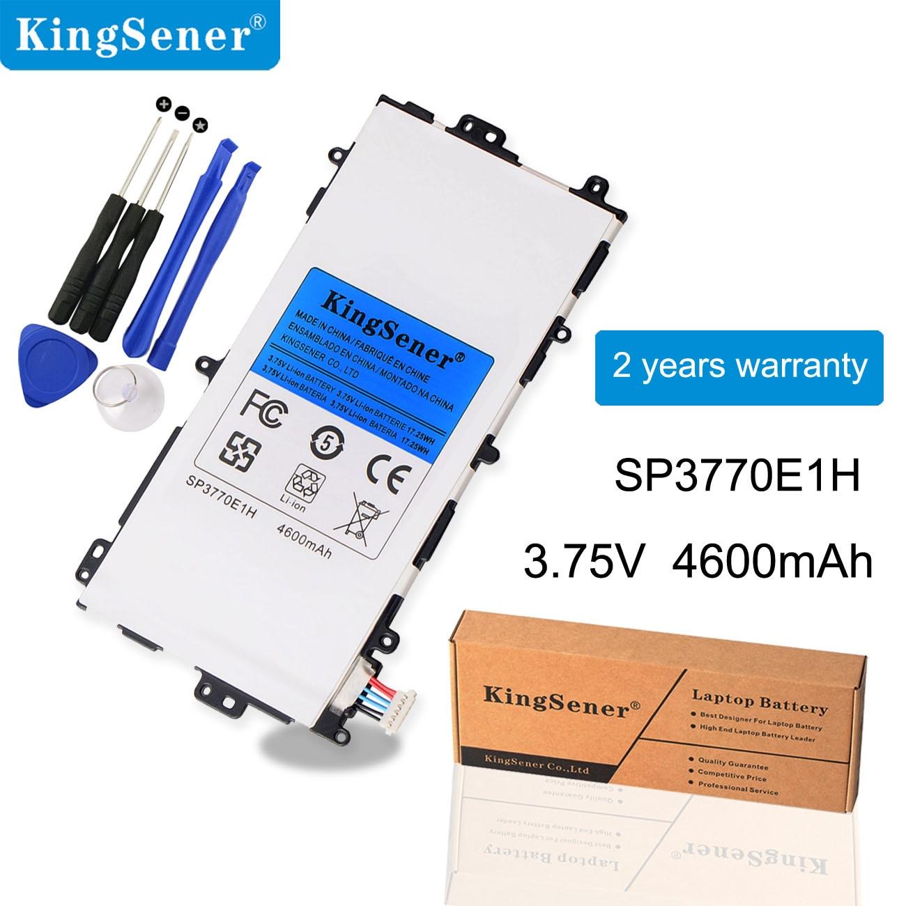 Kingsener SP3770E1H Tablet Battery N5100 N5120 For Samsung Galaxy Note 8.0 8 3G GT-N5100 GT-N5110 Tablet Tab Batteries
