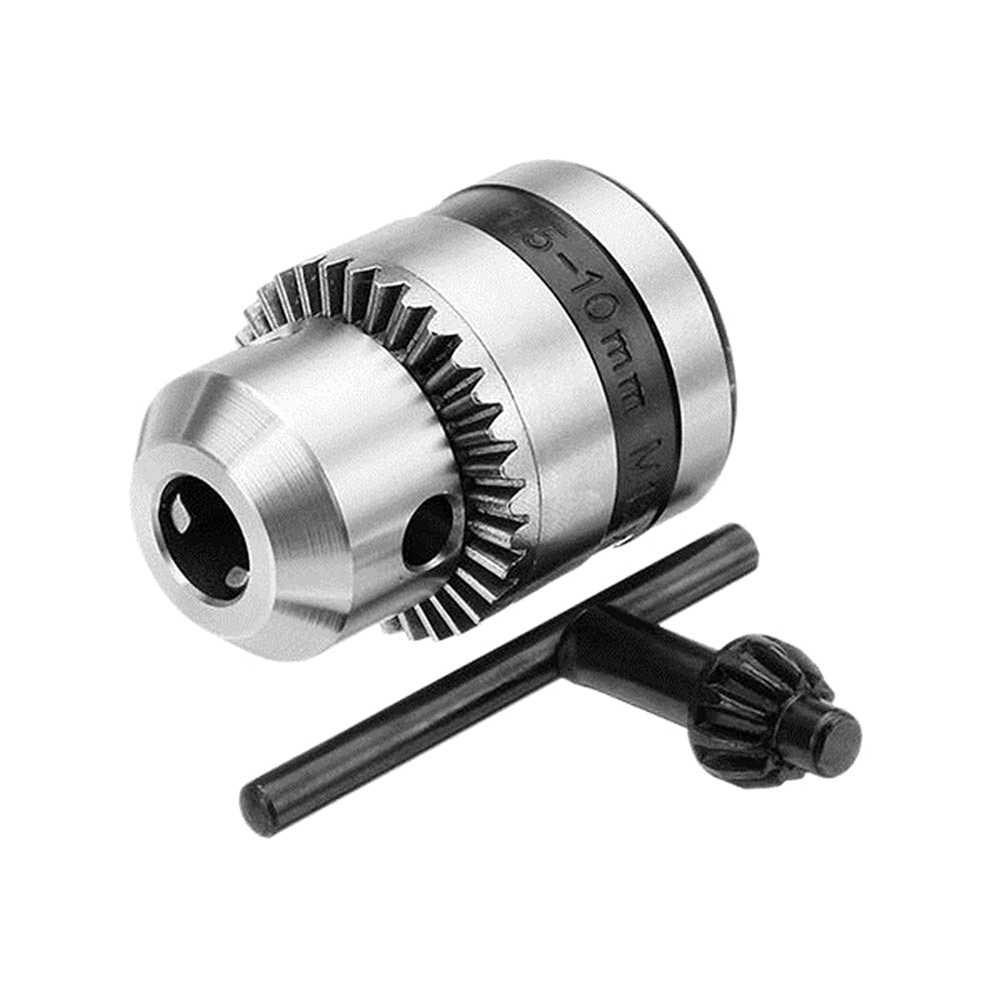 Son Adaptador de portabrocas con llave met/álica SAN o U 1,5-10 mm M12 adaptador de portabrocas a File