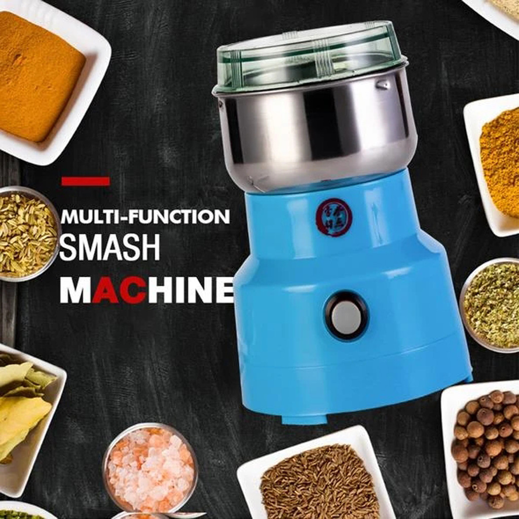Multifunction Smash Machine Electric Coffee Grindernut Spice