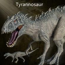 Large Dinosaur Model Toy Large Variation Tyrannical Dragon Figure Tyrannosaurus Simulation Animal Child Boy Birthday Gift
