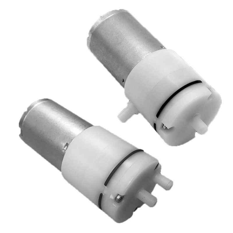 DC12V 370 Electric Micro Diaphragm Vacuum Air Pump Mini Booster DIY Replacement A RUZYY Vacuum Pump