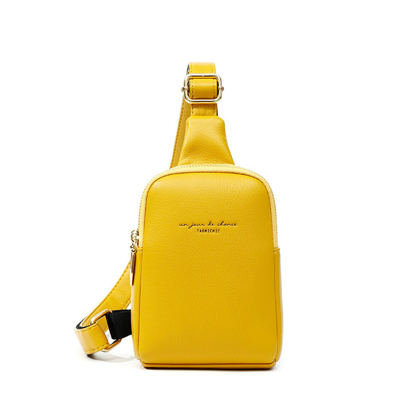 New Women PU Bag Fashion Sport Diagonal Bags 2020 European And American  Cross Body Bag Woman Trend Retro Solid Color Luxury Bag