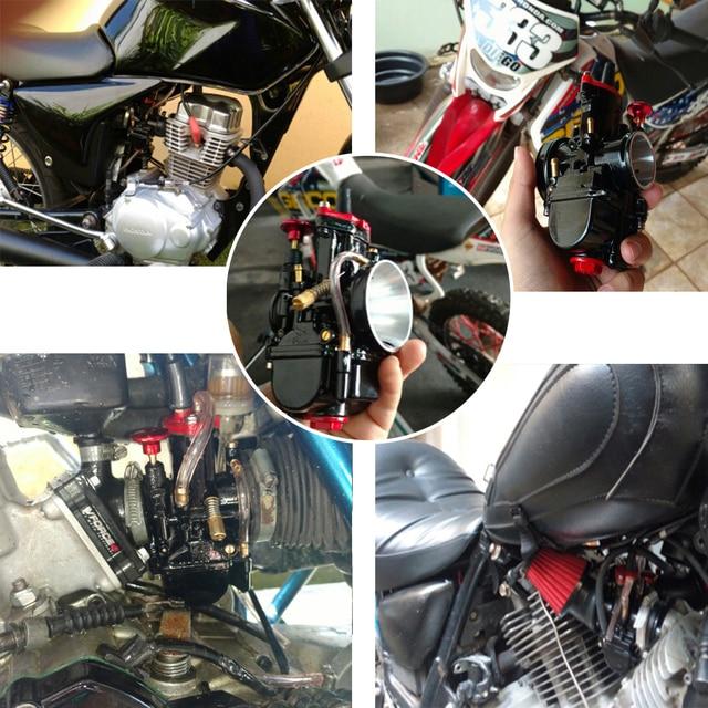 Motorcycle Carburetor  6