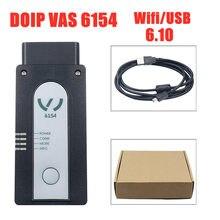 DoIP Wifi VAS 6154 VAS6154 6,10 Para VAG Herramienta de diagnóstico apoyo DoIP /UDS Protocolo diagnóstico y programación