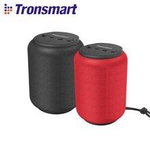 Tronsmart elemento t6 mini alto-falante bluetooth 5.0 com assistente de voz, surround de 360 graus, graves profundos, ipx6 à prova dwaterproof água
