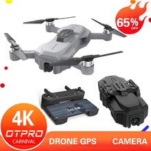 OTPRO Радиоуправляемый Дрон 1080P HD видеозапись 12 МП мини камера Дрон оригинальная в наличии совершенно новый Радиоуправляемый квадрокоптер вертолет 4K НЛО игрушки