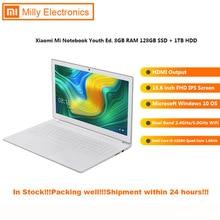 Original Xiaomi Mi Notebook 15.6inch Windows 10 Intel Core I