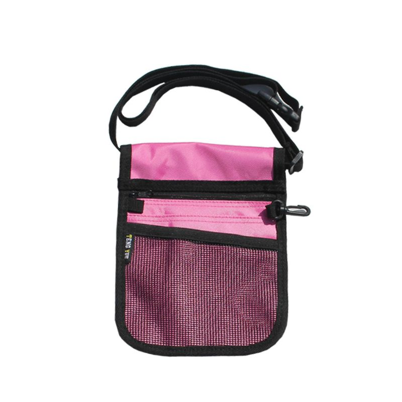 Fanny Pack Nursing Belt Organizer For Women Nurse Waist Bag Shoulder Pouch M68C