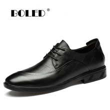 Handmade Genuine Leather Men Shoes Formal Wedding Dress Shoes Office Business Casual Shoes Lace Up Formal Oxfords Shoes Men heinrich hot sale genuine leather handmade formal shoes men vintage carved lace up oxfords top quality flat shoes schuhe herren