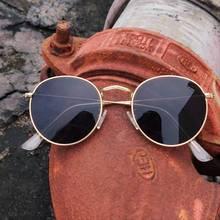 Gold Black Polarized Sunglasses Gothic Vintage Steampunk Sun Glasses Unisex Fashion Ultralight 15g Eyewear Pink Mirror Shades