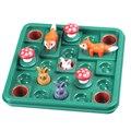 Kaninchen Springen Spiel Eltern-kind-Aktivität Pädagogisches Spielzeug Spiele und Rätsel Strategie Spiele 2019 neue