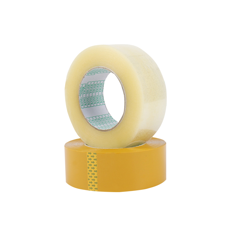 4packs Transparent Scotch Tape sticker Clear Circle Holes Office Packing Carton Box Sticky Transparent Seal Tape