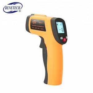Image 2 - Digital Laser Infrared Thermometer, Non Contact Temperature Gun Instant Read for Kitchen Cooking BBQ Automotive and Industrial