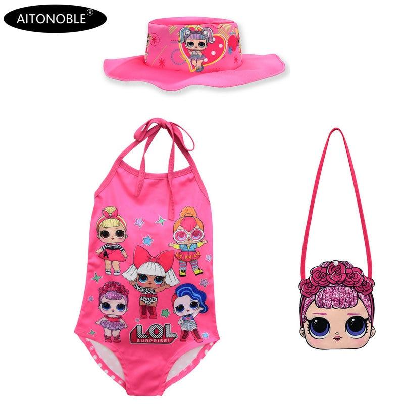 LOL Doll Surprise Summer Beach Swimwear Girls Accessories