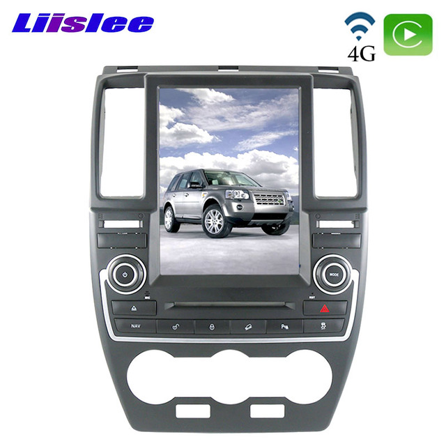 Für Land Rover Freelander 2 LR2 L359 2005 ~ 2014 Liislee Auto Multimedia Player CarPlay NAVI 10,4 zoll Auto Radio DSP GPS Navigation
