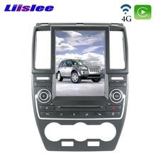 สำหรับ Land Rover Freelander 2 LR2 L359 2005 ~ 2014 Liislee รถมัลติมีเดีย Player CarPlay NAVI 10.4 นิ้วรถวิทยุ DSP GPS นำทาง