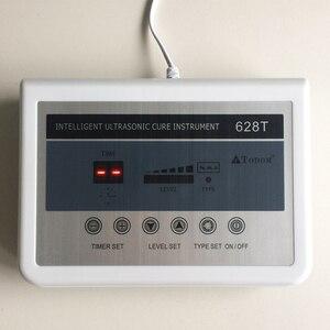 Image 2 - 超音波フェイシケア高周波超音波締め付け抗しわマッサージサロン美容装置 628 トン