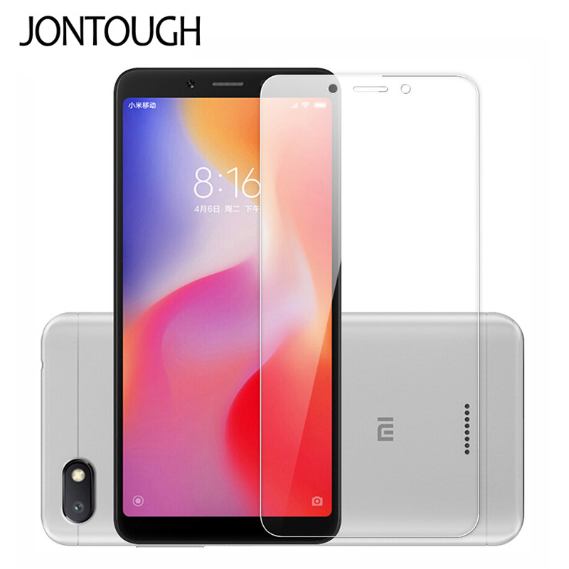 Tempered Glass On Xiaomi Redmi Note 5 6 7 8 Pro Glass On Redmi 6A 7A Screen Protector For Redmi 5 Plus 5A Protective Film