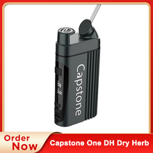 Capstone One DH Dry Herb Vaporizer Kit with 5000mAh Battery Herbal Herbal 3D Surround Air Convection & E-Cigs Vape Pen