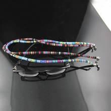 Новые очки солнцезащитные хлопок шея шнур фиксатор ремни для