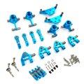 Металл полный набор обновления Запчасти амортизатор для Wltoys 1/28 K969 P929 P939 K979 K989 K999 Rc автомобиль Запчасти