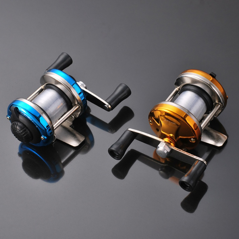 0 28MM 50M Fishing Reel Daiwa Spinneret Everything for Fishing Metal Ice Fishing Coils Carp Fishing Baitcasting Reel Yq in Fishing Reels from Sports Entertainment