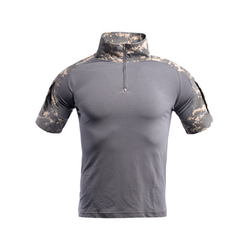 Military Army T-Shirt Men Long Sleeve Camouflage Tactical Shirt Hunt Combat Multicam Camo Long Sleeve T Shirt stylish camouflage round neck long sleeve t shirt for men