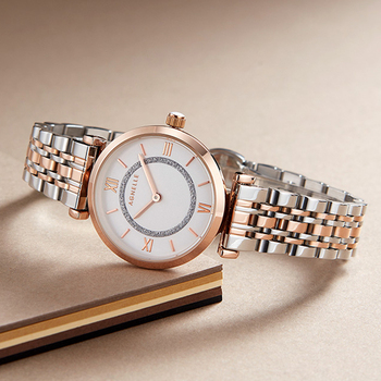 NIBOSI New Rose Gold Women Watch Relogio Feminino Business Quartz Watch Top Brand Luxury Ladies Female Wristwatch Girl Clock top brand luxury gold women watches steel quartz ladies rose bracelet watch casual clock lovers girl simple wristwatch relogio