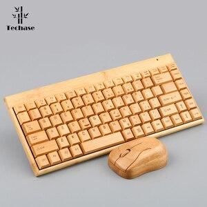 Techase Wireless Keyboard and