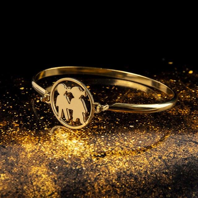 Bracelets Gold 316l...