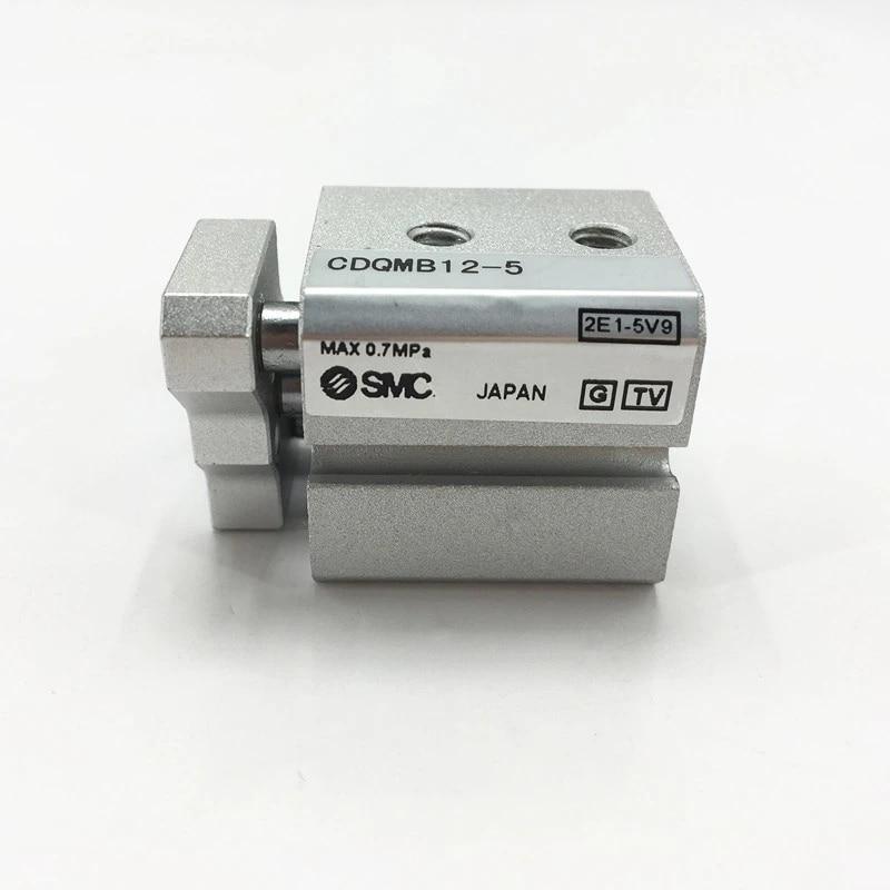 SMC cdqsb 12-5d varianti CILINDROPmax 10barHUB 5mm