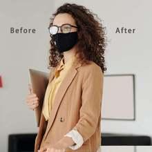 1 шт многоразовые Анти туман салфетки очки предварительно увлажненные