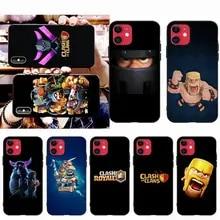 coque iphone 8 clash of clans