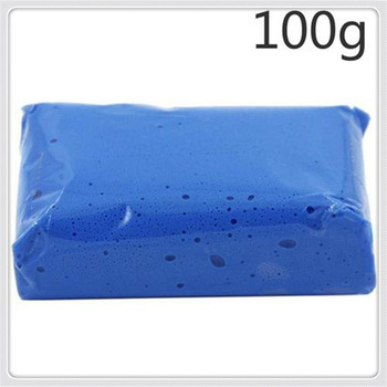 100/180g Car Cleaner Blue Wash Clay Bar Auto Styling for BMW R52 R56 R57 R58 R23 R55 F25 X5 E53 E70 image