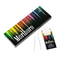 Quitte les Cigarettes à saveur de menthe glacée d'artefact de fumée fabriquées à partir de Cigarettes de thé chinois produits sans tabac sans Nicotine