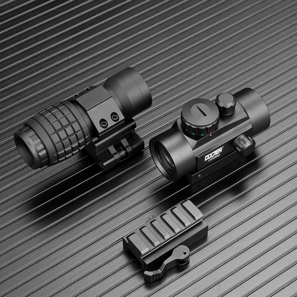 riflescope tatico red dot scope vista caca combinacao 05