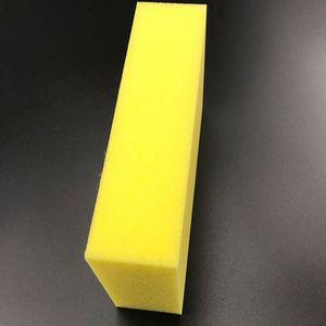 Image 5 - 5 Pcs Gelb Auto Waschen Wachs Quadrat Schwamm Extra Weiche Große Größe Waschen Cellulose Super Saugfähigen Multi verwenden Reinigung werkzeug Teile