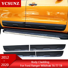 Body Bekleding Exterieur Body Kits Accessoires Voor Ford Ranger Wildtrak T6 T7 T8 2012 2013 2014 2015 2016 2017 2018 2019 2020