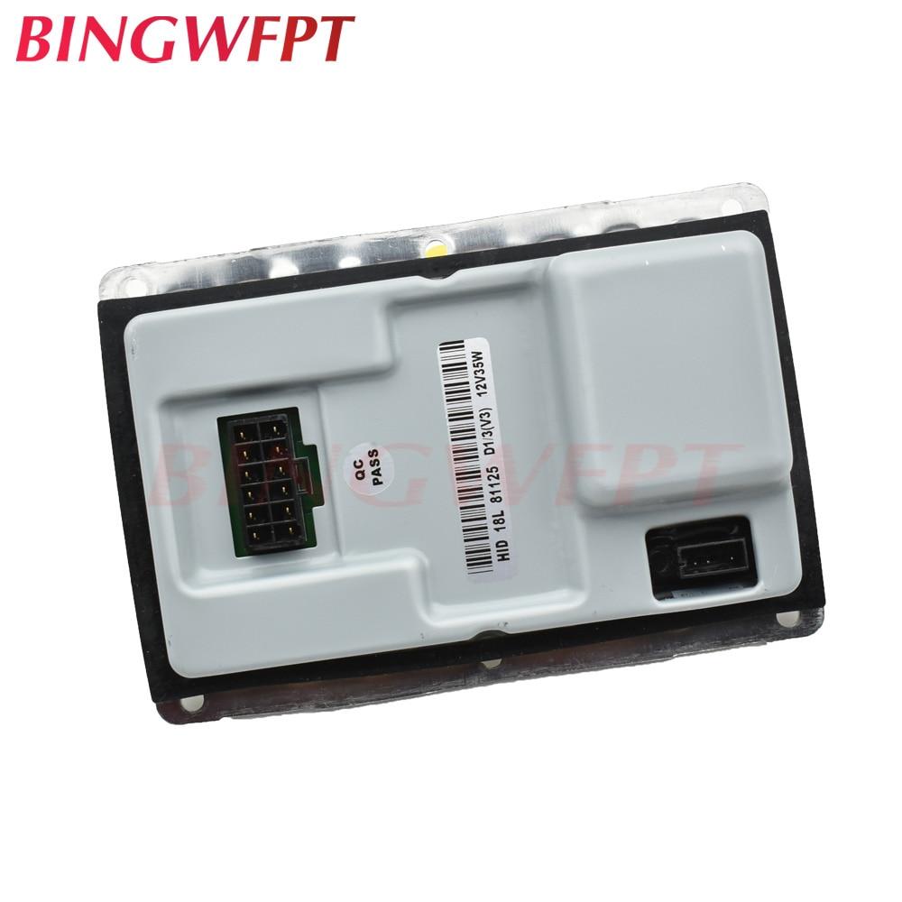 New OEM LAD5G 12Pin D1S HID Xenon Ballast Igniter 89030461 89031486 For B6 A4 P-orsche J-aguar Car Headlight D1R HID Ballast