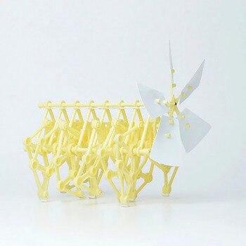 DIY Wind Bionic Wind Powered Robot 1