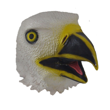 цена Funny Eagle Mask Costume Cosplay For Adult Animal Mask For Men Women Halloween Costume For Adult Props carnival party suit онлайн в 2017 году