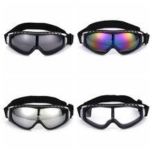 Sports Ski Goggles Eyewear Motorcycle UV Protective Sunglasses