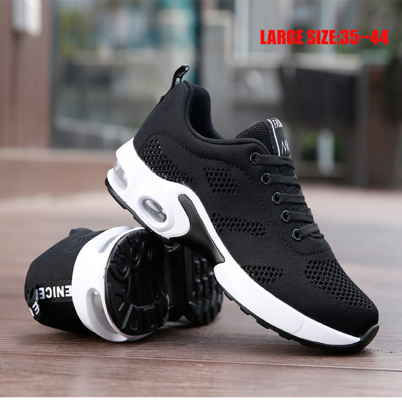 Women Casual Sneakers Fashionable Vulcanize Shoes Platform Spring Running Sport Sneakers Breathable Tennis Air Large Size Shoes