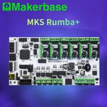 Makerbase MKS Rumba tout en un carte mère contrôleur intelligent 2560 R3 processeur rumba board compatible MKS écran TFT