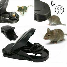 Новая многоразовая ловушка для мышей, крыс, мышей, ловушка для ловли, гуманная мощная ловушка для грызунов