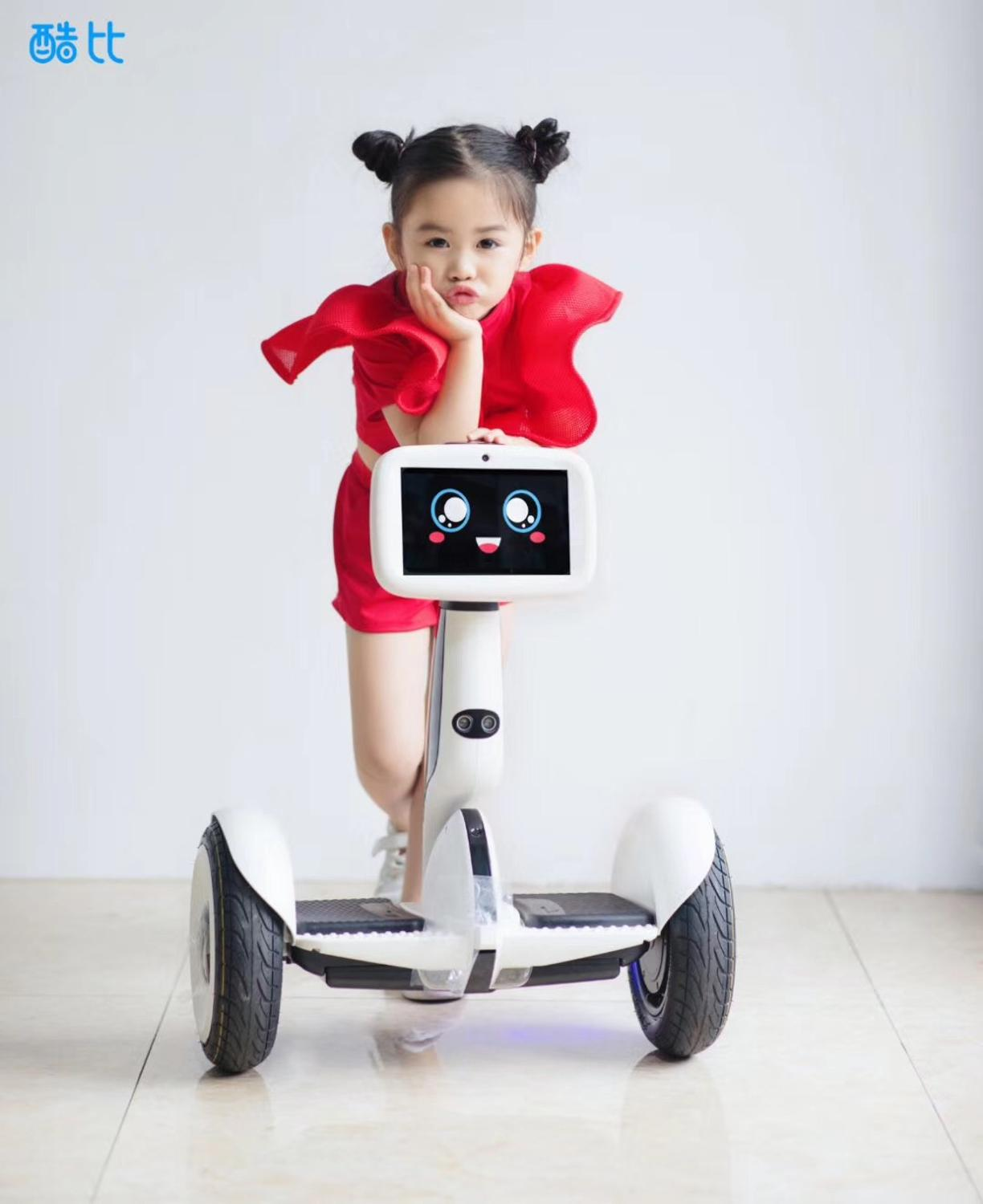 Android wifi Smart Scooter function dialogue voice Navigation obstacle avoidance robot 1